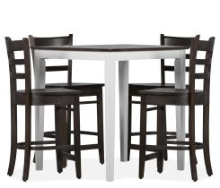 Chatham 5-Piece Counter Dining Set