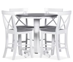 Cove Counter Dining Set - 5 Piece