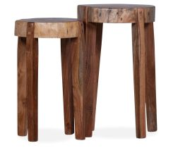 Woodland Set of 2 Accent Tables