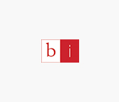 Holden Counter Stool - Brown Suede / Navy