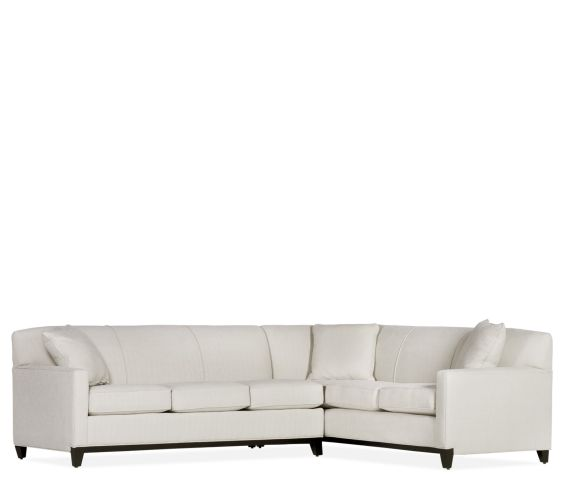 Bailey 2-Piece Large L Sectional - RSE 3 Seat End and LSE Corner
