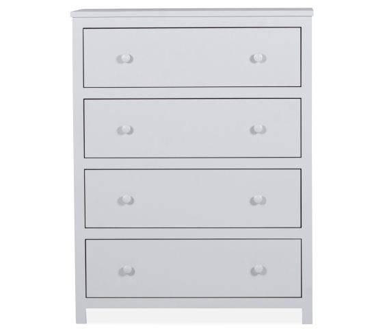 Bayside 4 Drawer Chest
