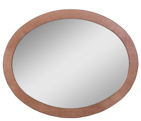 Westbrook Oval Mirror